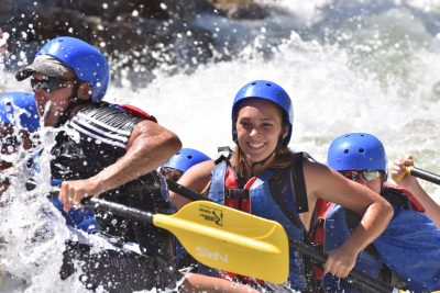 Browns Canyon Rafting Tours