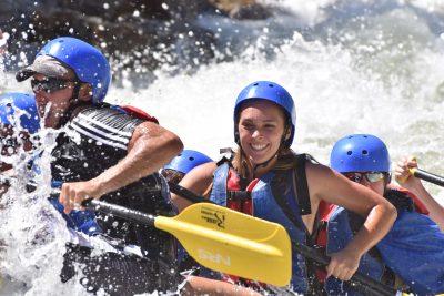 Browns Canyon Rafting Tours
