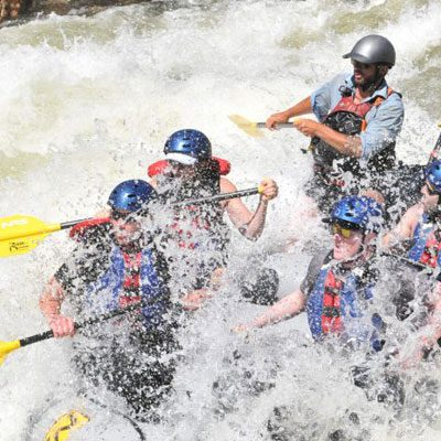 Numbers Rafting Tours.