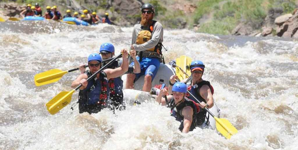 Colorado Rafting Season is Here!