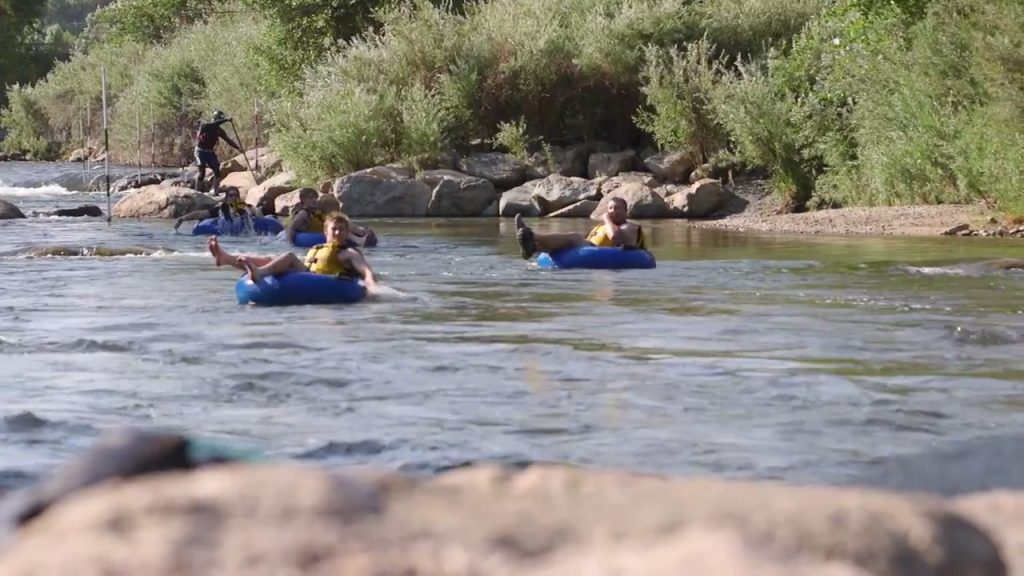 River Tubes in Colorado.