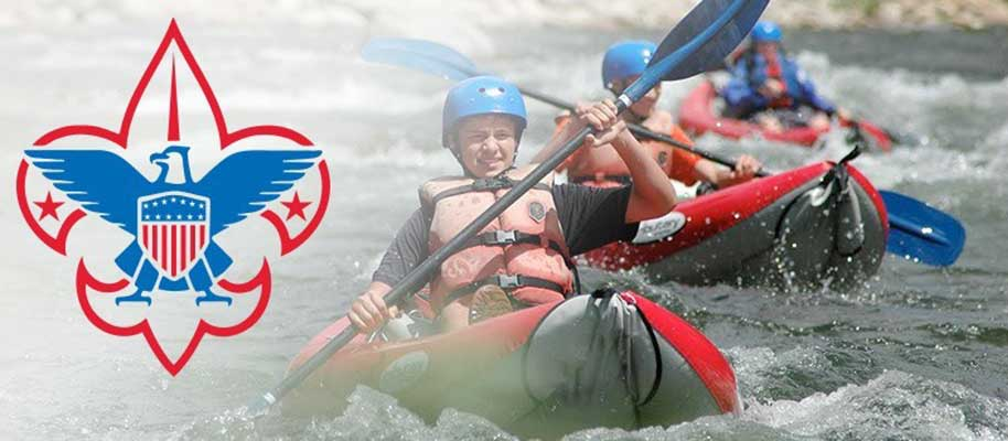 Colorado Kayak Merit Badge