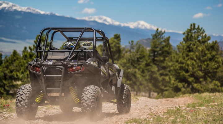 Side-by-Side ATV Tours