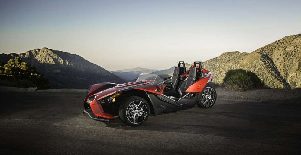 Slingshot into Summer: BV Adventure Hub Offers New On-Road Experience
