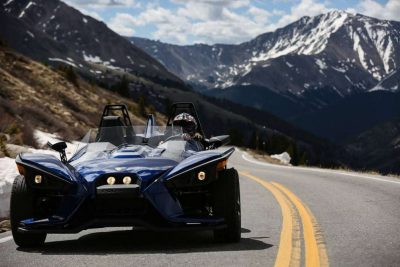 Slingshot rental with Adventure Hub